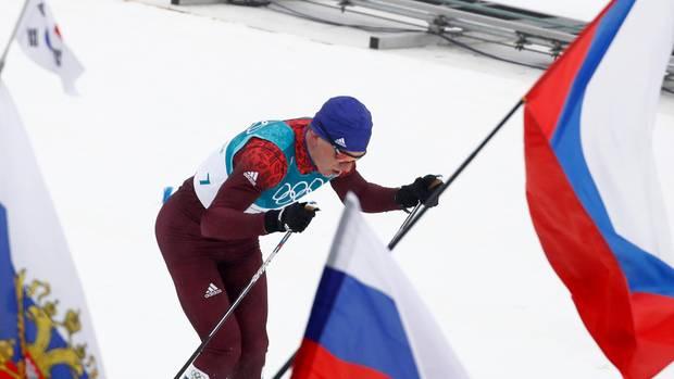 Russia Olympia