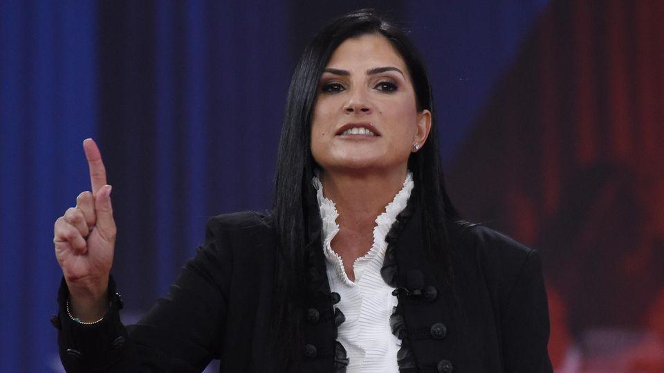 Dana Loesch ist seit 2017 die Sprecherin der US-Waffenlobby-Organisation NRA