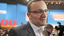 Jens Spahn hat seinen Wunsch: Er wird Minister - unter Merkel.