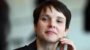 Frauke Petry im Clinch mit ihrer Ex-Partei: AfD wirft ihr vor, Markenrechte mit ihrer neuen Partei zu verletzen