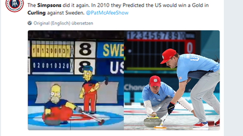 Unsportliches Verhalten: Zerbrochene Besen, Pöbeleien: Kanadas Curler randalieren betrunken auf dem Eis