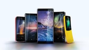 Nokia 1 6 7 Plus 8 Scirocco
