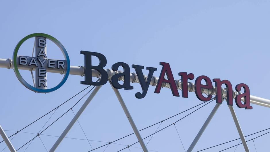 Der schwere Sturz ereignete sich in der BayArena während eines Bundesliga-Spiels