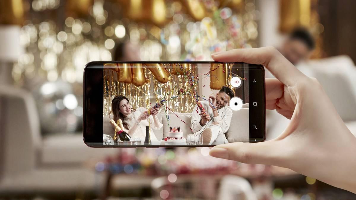 Mobile World Congress: Langeweile für bis zu 1050 Euro - das ist das Samsung Galaxy S9