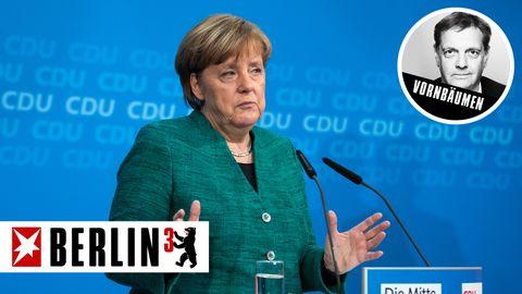 Hat Angela Merkel mit der Auswahl ihrer Minister die CDU ausreichend befriedet?
