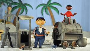 Die Augsburger Puppenkiste: Jim Knopf und Lukas der Lokomotivführer