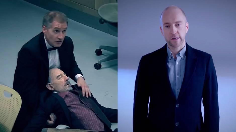 """Netflix-Trailer: Magier Derren Brown will in """"The Push"""" Menschen zum Mord treiben"""