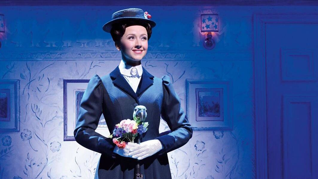 Wie Helene Fischer Mary Poppins Fliegt Durchs Hamburger Publikum