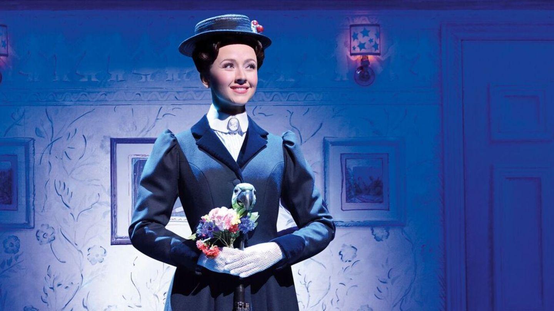 """Elisabeth Hübert spielt """"Mary Poppins"""""""