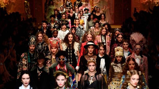 """Die bunte Welt von """"Dolce&Gabbana"""""""