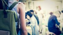 An einer Grundschule in Sachsen-Anhalt sehen sich Lehrer mit schweren Problemen mit den Schülern konfrontiert (Symbolbild)