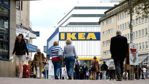 Ikea in Hamburg-Altona