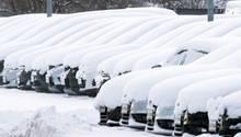 schnee winter deutschland