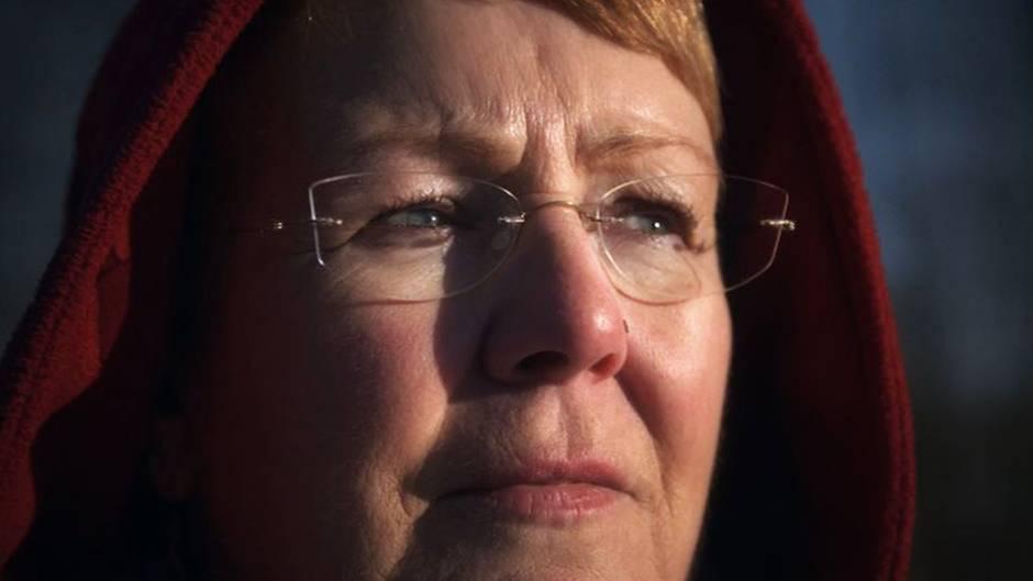 Christine Wilke-Breitsameter kämpft für die Freilassung ihres Sohnes Christian (39).