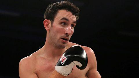 Boxer Scott Westgarth