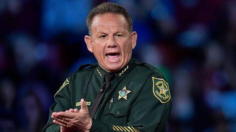 Sheriff Scott Israel wehrt sich nach dem Amoklauf in Florida gegen Kritik an der Arbeit in seinem County