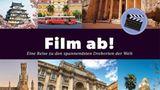 """Aus: """"Film ab! Eine Reise zu den spannendsten Drehorten der Welt"""". Erschienen bei Lonely Planet, 128 Seiten, Preis: 14,99 Euro."""