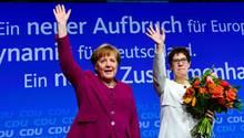"""Pressestimmen: """"Dass die CDU erst jetzt in diese Debatte einsteigt, ist keine Meisterleistung von Angela Merkel"""""""