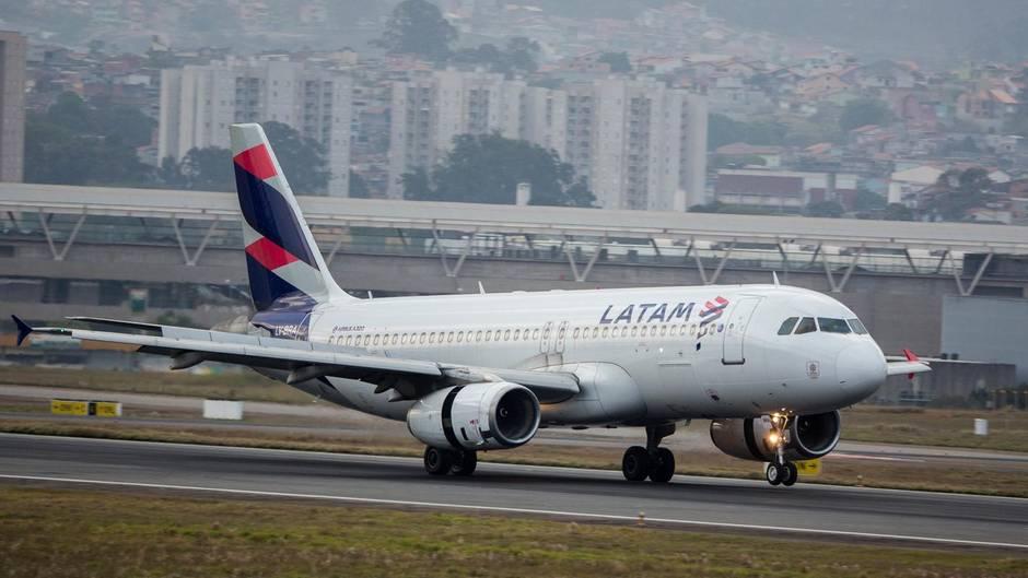 Ecuador: Im Radkasten nach New York: Blinde Passagiere sterben bei Sturz aus startendem Flugzeug