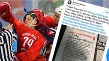 Nur Eishockeymänner richtige Männer?