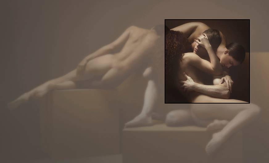"""Bildband """"Nudes in Steel"""" von Yoram Roth"""