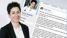 """Dunja Hayali kritisiert """"Hunger Games"""" der Essener Tafel - sieht das Problem aber woanders"""
