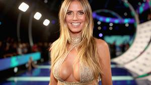 Heidi Klum bei den MTV Video Music Awards