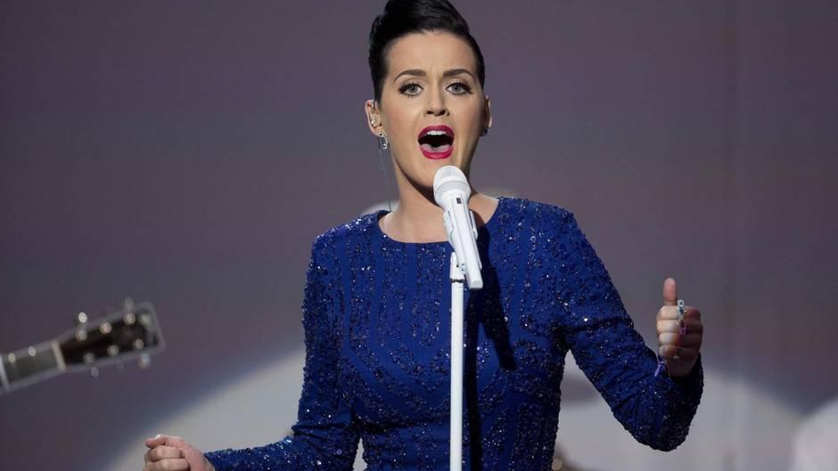 """""""Du fährst nach Katalonien, nicht nach Spanien"""": Kate Perry wird in Barcelona auftreten"""