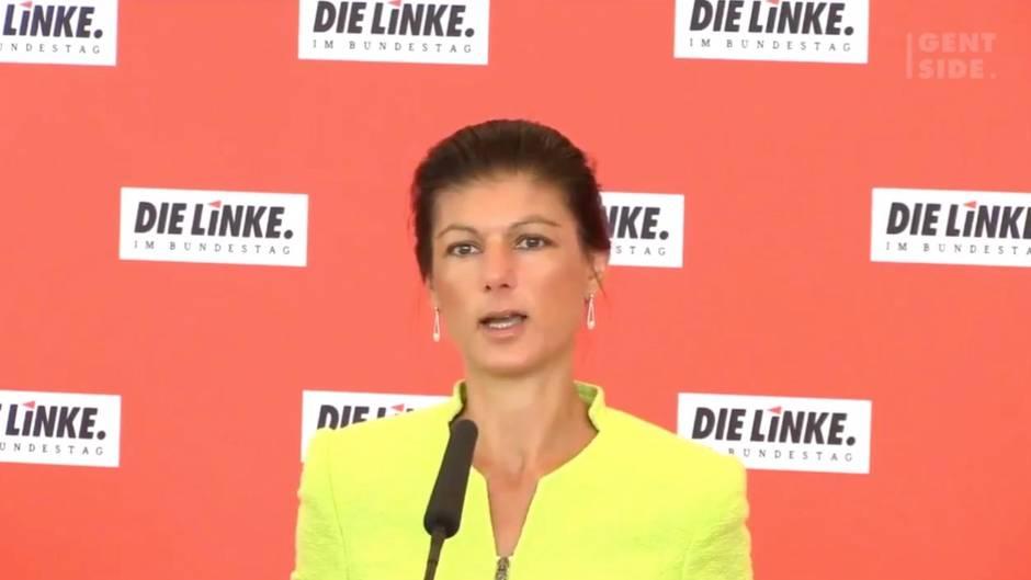 Nach Ausländerstop bei Tafel: Sahra Wagenknecht verteidigt Entscheidung der Essener Tafel