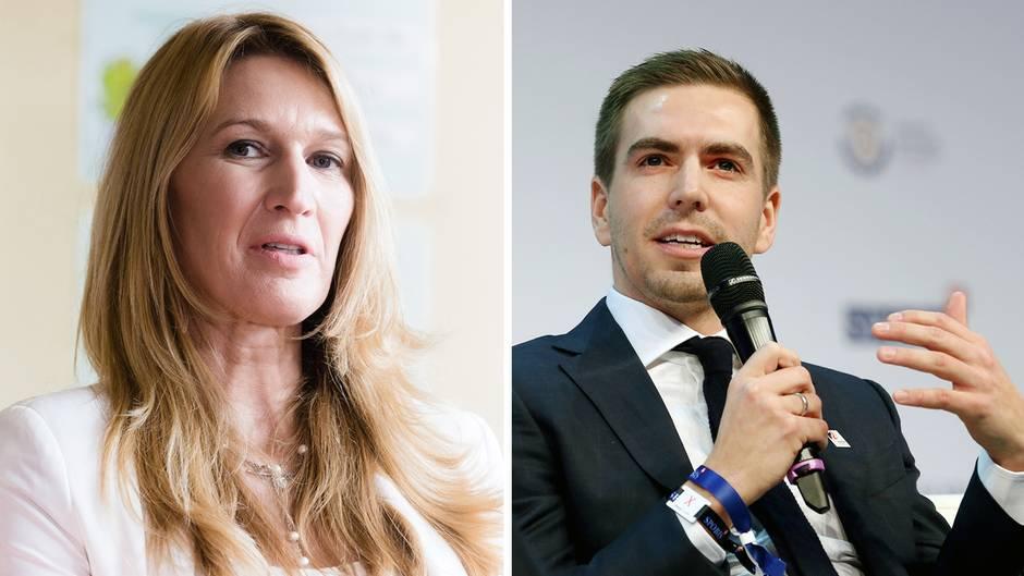 Philipp Lahm, Steffi Graf und Co.: Was machen Sportler eigentlich nach ihrem Karriereende?