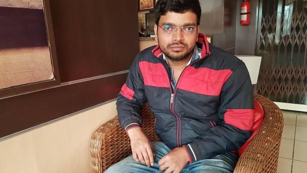 "Vinod Kumar - Opfer einer ""Bräutigam-Entführung"""