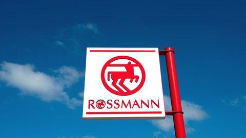 Logo der Drogerie-Kette Rossmann