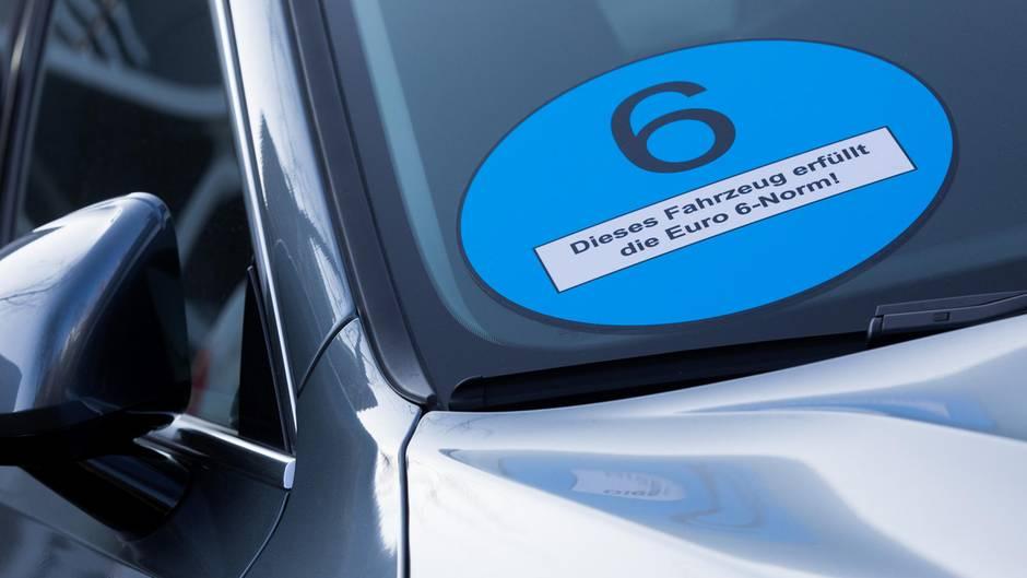 Kommt die Diesel-Plakette? Das sagt die Bundesregierung
