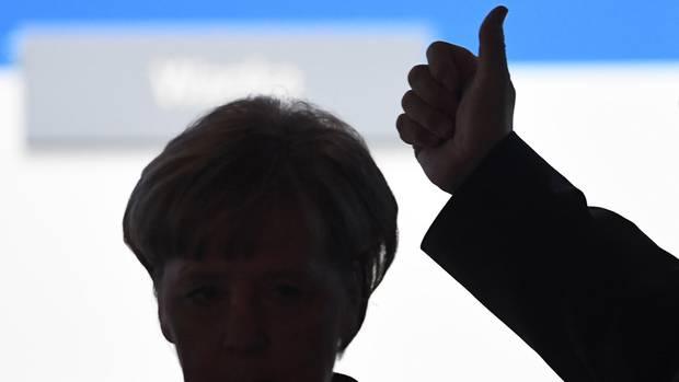 Pro Angela Merkel und GroKo: Ein CDU-Mitglied hat sich in den SPD-Mitgliederentscheid geschummelt