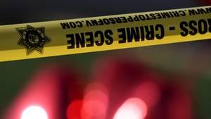 Die Polizei in Georgia hat einen Lehrer festgenommen, der sich bewaffnet in einem Klassenraum verbarrikadiert hatte (Symbolbild)