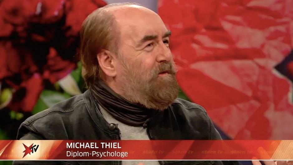 Studiotalk vom 28.02.2018 : Das rät Psychologe Michael Thiel bei Körben und auch Liebeskummer