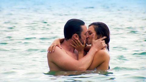 Zwischen Daniel und Kristina stimmt die Chemie