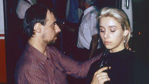 Silke Bischoff wird am am 17. August 1988  von Dieter Degowski bedroht