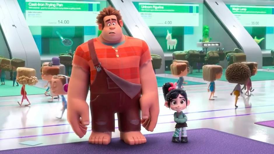 """Neuer Disney-Trailer: Explodierende Hasen, Pop-ups und Katzenbilder – So lustig wird """"Ralph reichts 2"""""""