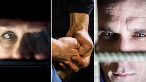 Fotograf David Tesinsky porträtierte in der Ukraine verurteilte Mörderinnen und Mörder