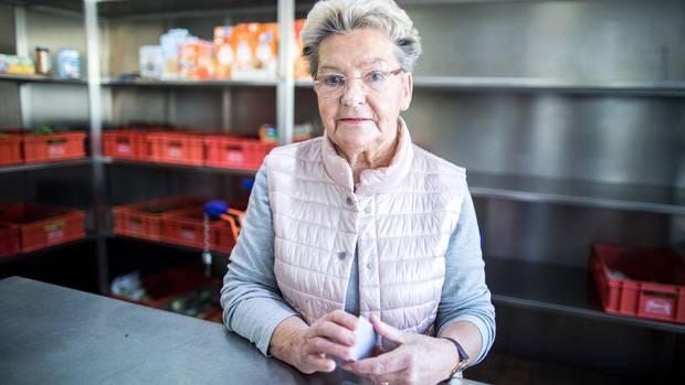 Leiterin Renate Kampe - Tafel in Marl verweigert Hilfe für alleinstehende Männer