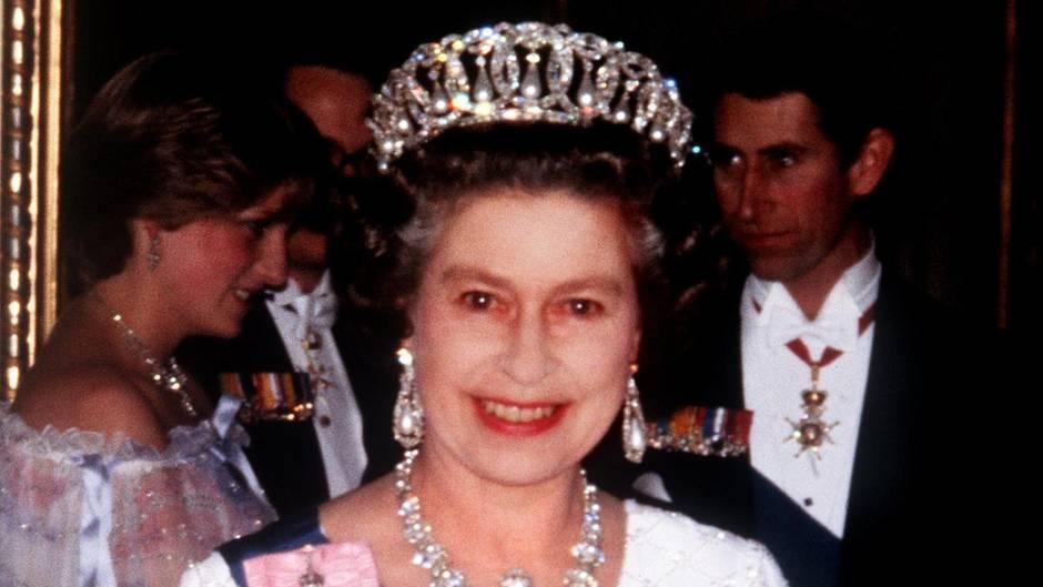Queen Elizabeth 1981 nur knapp einem Mordanschlag entgangen