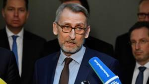 Armin Schuster, der Vorsitzende des Geheimdienst-Kontrollgremium des Bundestages