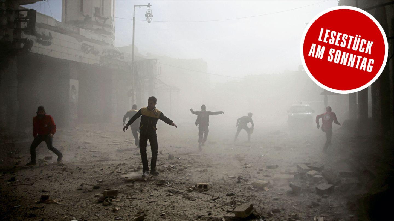 Syrien: Warum der andauernde Terror Assads Regime nutzt