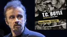 """T.C. Boyle bei einer Lesung in der Schweiz 2017. Der US-Autor ist ein Meister der Kurzgeschichten. In seinem neusten Buch """"Good Home. Stories"""" widmet er sich einmal mehr den Verlierern der amerikanischen Gesellschaft."""