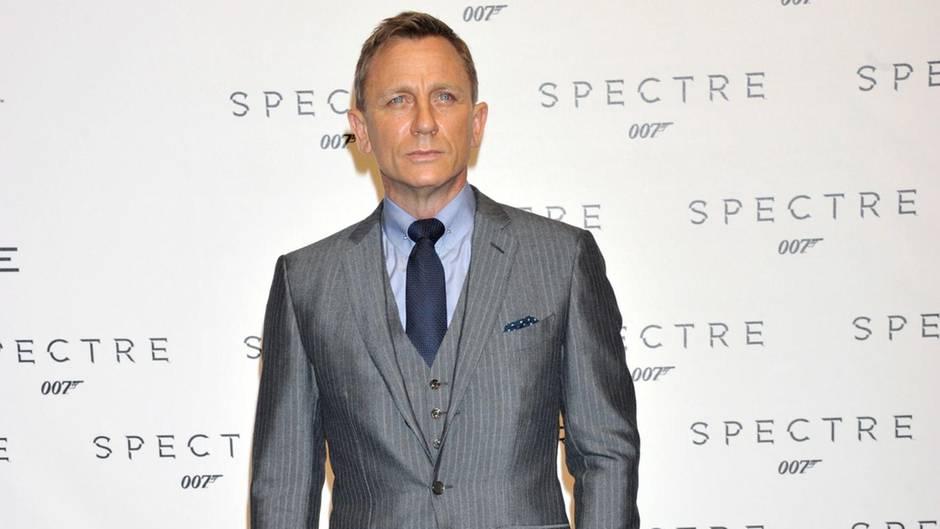 Berühmt Daniel Craig wird 50 – Die Vita des James Bond-Darstellers | STERN.de #DO_23