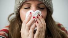 Die Grippewelle 2018 sorgt für volle Arztpraxen