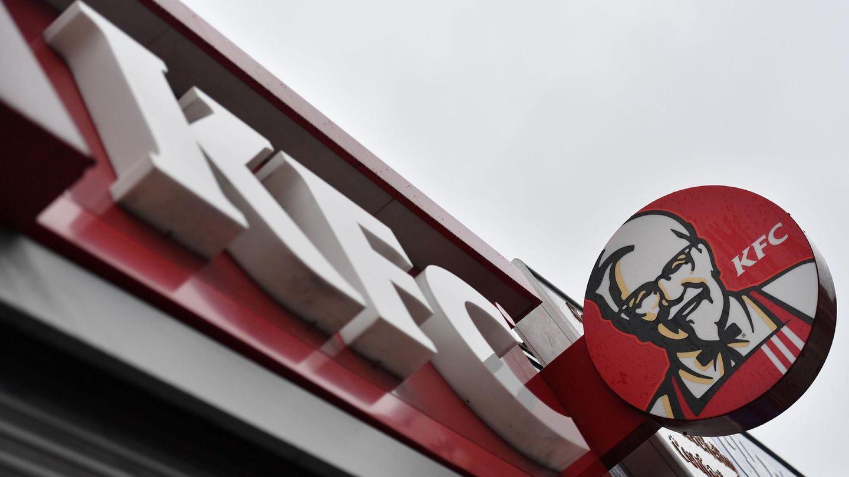 KFC-Filiale in London
