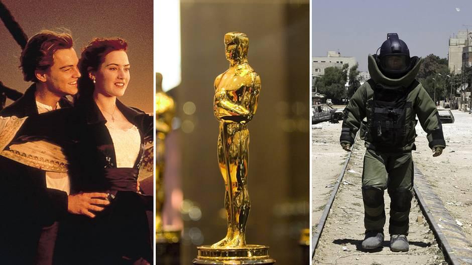 9 Fakten zum Filmpreis: Diebstahl, Krieg und ungewöhnliche Namensvettern: Angeberwissen für die Oscars
