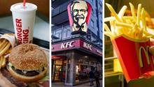 KFC will expandieren, genau wie Burger King und McDonalds